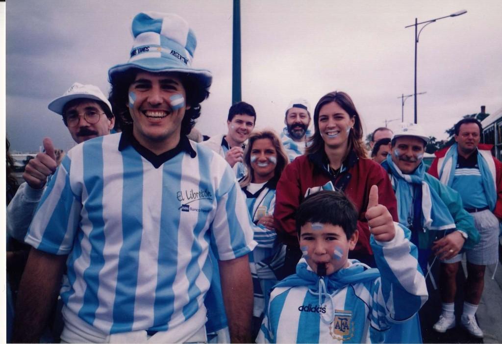 FR98アルゼンチン