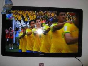 ブラジル入場