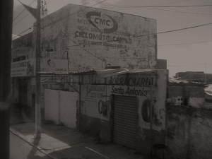ナタルモノクロの街1