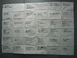 星野コピー壁1