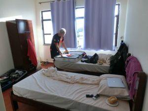 クイアバの部屋