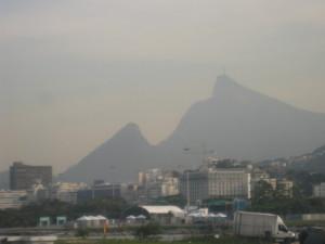 RIOの空港から
