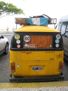 アルゼンチンのバス