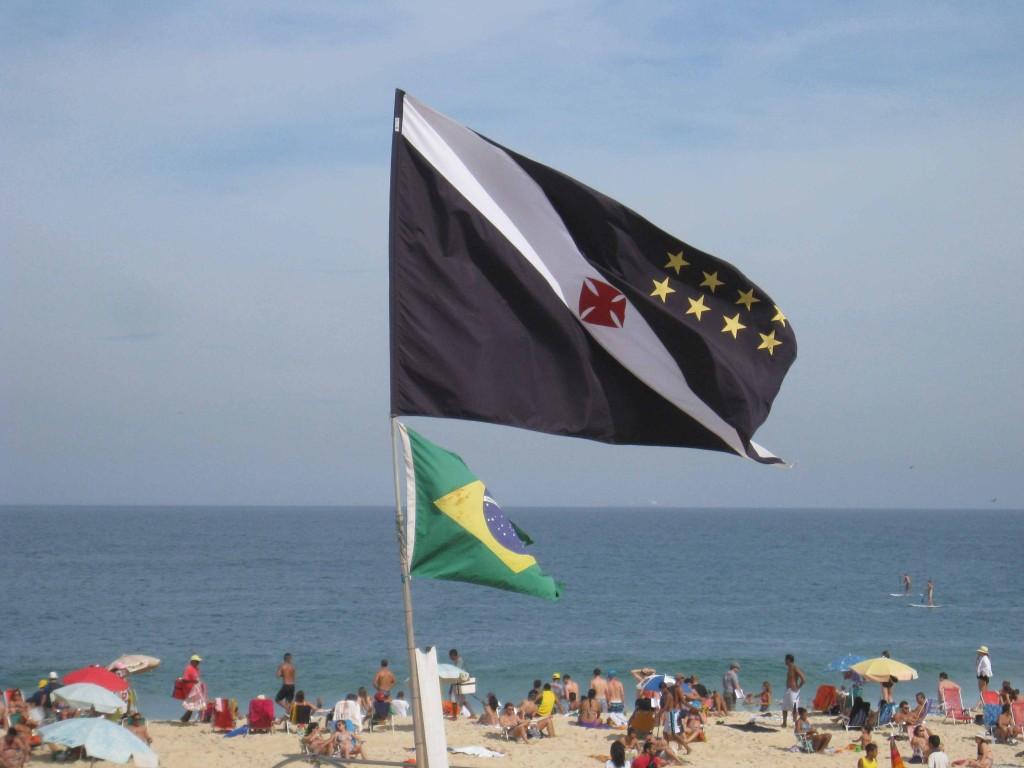 イパネマ・バスコ旗