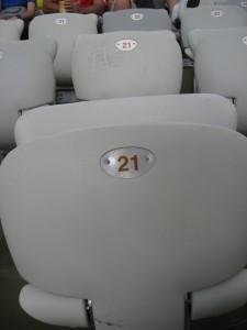 マラカナンの21番シート
