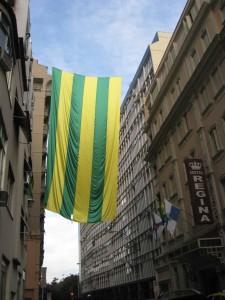 REGINAの旗