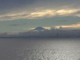オデ富士山